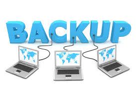 backup dữ liệu