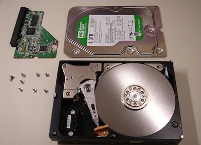Dịch vụ khôi phục dữ liệu ổ cứng
