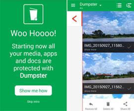 Khôi phục dữ liệu bị xóa trên Android