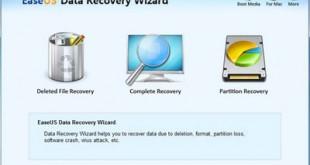 Giới thiệu phần mềm Easeus Data Recovery Wizard