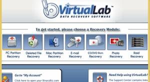 Tiện ích cơ bản cho việc khôi phục dữ liệu bị xóa