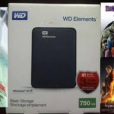 WD Elements tương thích với nhiều thiết bị khác nhau